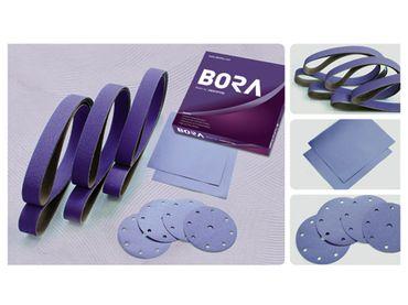 50x2000 Bora 7 K40 Keramikkorn Schleifband Deerfos, Altenative zu CUBITRON von 3M