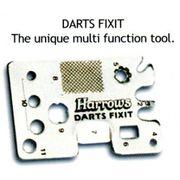 Harrows Darts Fixit Multifunktionstool
