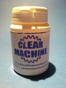 Clear Machine Kreatin