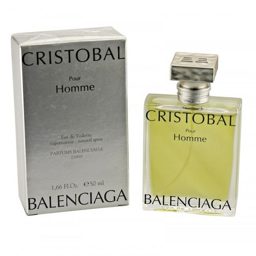 Balenciaga Cristobal Pour Homme Eau de Toilette Spray 50 ml