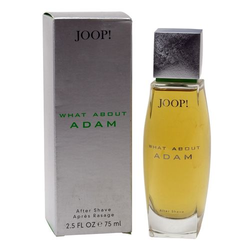 Joop What about Adam After Shave 75 ml