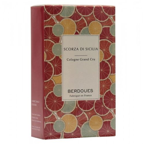 Berdoues Scorza di Sicilia Eau de Cologne Spray 100 ml