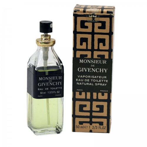 Givenchy Monsieur Eau de Toilette Spray 40 ml SONDERPOSTEN