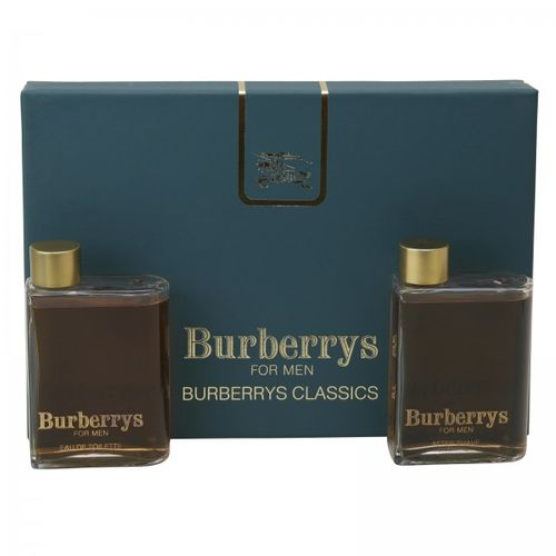 Burberrys for Men Classic Eau de Toilette Splash 125 ml + After Shave 125 ml