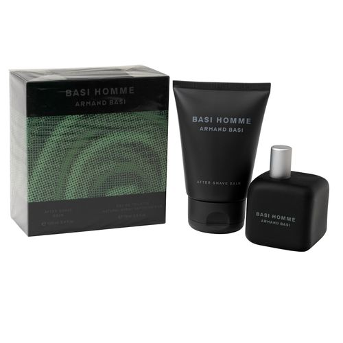 Armand Basi Homme Eau de Toilette Spray 75 ml + After Shave Balm 100 ml
