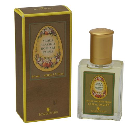Borsari 1870 Acqua Classica Eau de Toilette Spray 50 ml