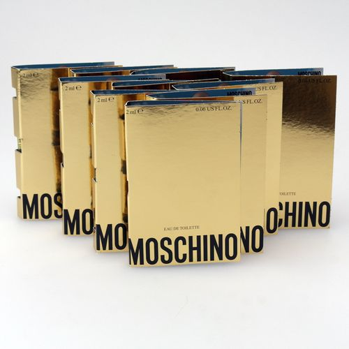 Moschino Donna Eau de Toilette 10 x 2 ml SONDERPOSTEN