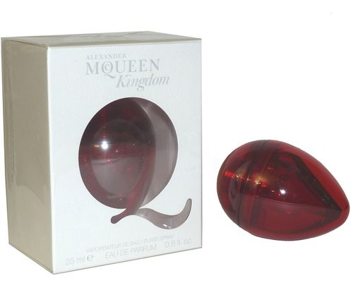 Alexander McQueen Kingdom Eau de Parfum Refill Spray 25 ml