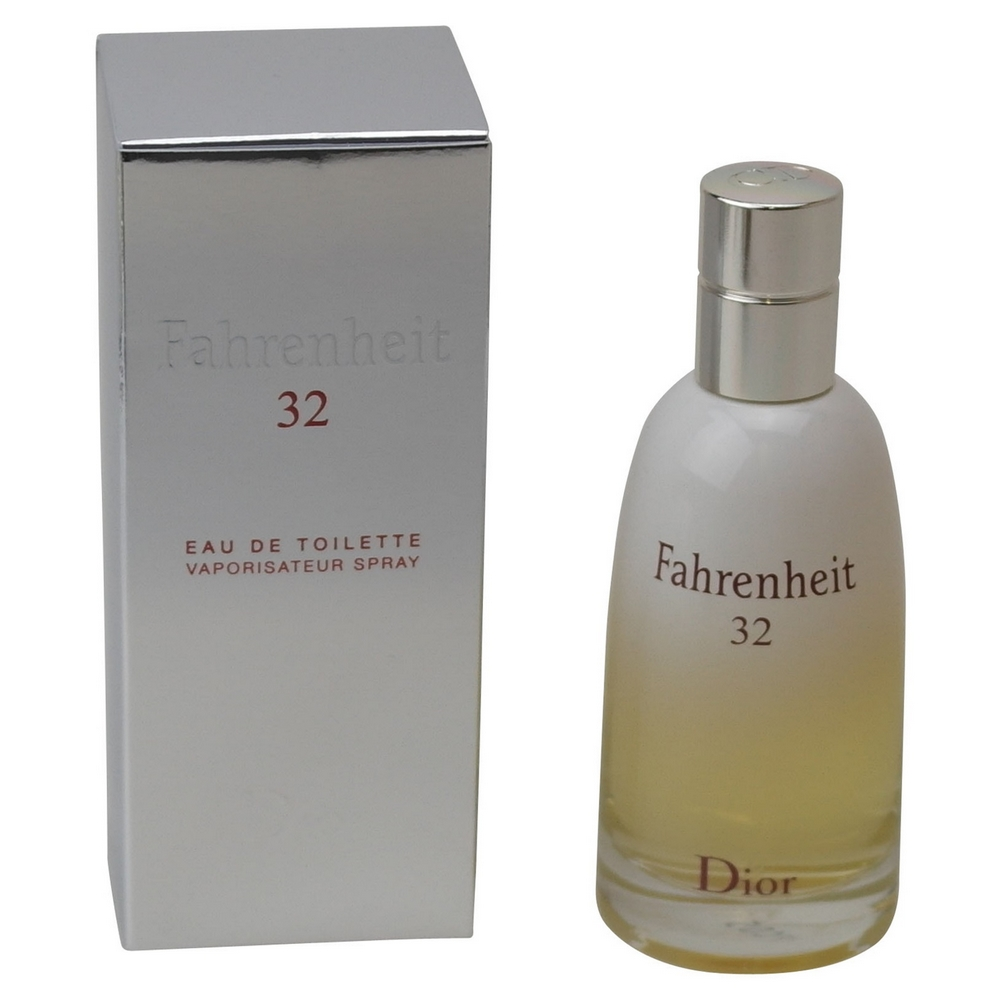 Christian Dior Fahrenheit 32 50 Ml Edt Eau De Toilette Spray