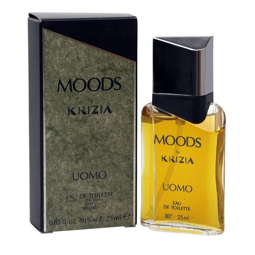 Krizia Moods Uomo Men Eau de Toilette Spray 25 ml
