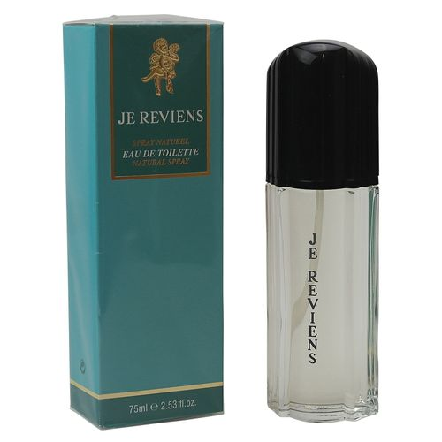 Worth Je Reviens Eau de Toilette Spray 75 ml