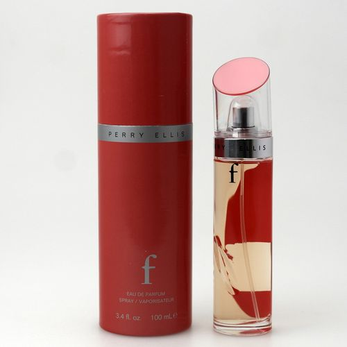 Perry Ellis F for Women Eau de Parfum Spray 100 ml SONDERPOSTEN