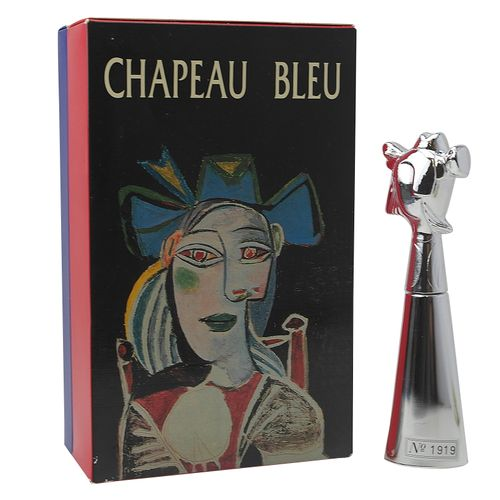 Marina Picasso Chapeau Bleu Eau de Parfum Spray 50 ml Limited Edition silver – Image 1