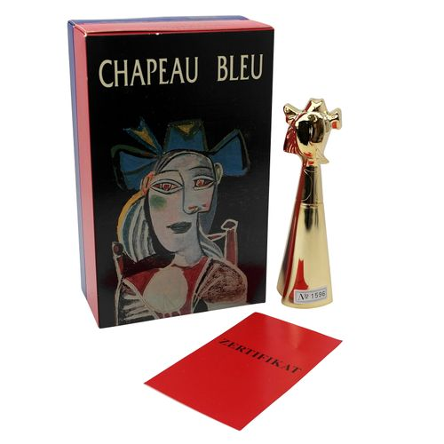 Marina Picasso Chapeau Bleu Eau de Parfum Spray 50 ml Limited Edition gold – Bild 2