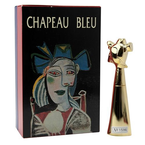 Marina Picasso Chapeau Bleu Eau de Parfum Spray 50 ml Limited Edition gold – Bild 1