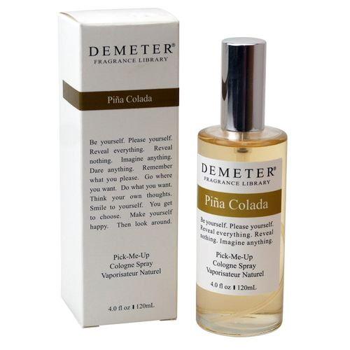 Demeter Pina Colada The Fragrance Library Women Cologne Spray 120 ml