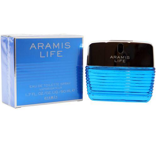 Aramis Life for Men Eau de Toilette Spray 50 ml old vintage Version