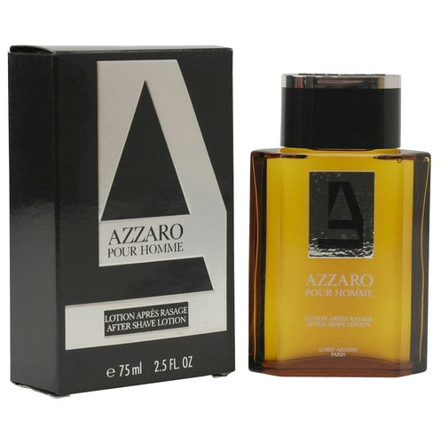 Azzaro Pour Homme After Shave Lotion 75 ml old vintage Version