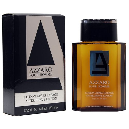 Azzaro Pour Homme After Shave Lotion 250 ml old vintage Version