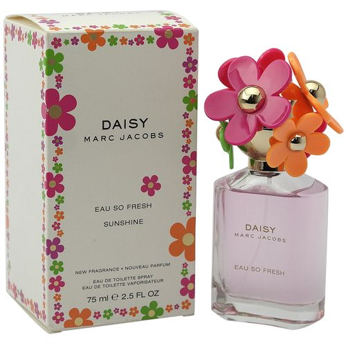 Marc Jacobs Daisy Eau so Fresh Shunshine Eau de Toilette Spray 75 ml