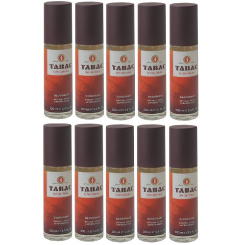 Mäurer & Wirtz Tabac Original Deodorant Spray 10 x 100 ml