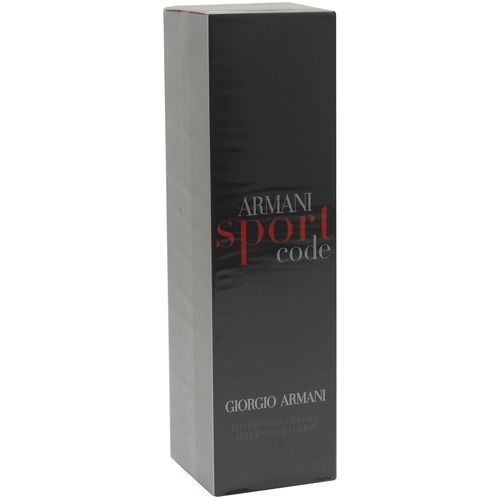 Giorgio Armani Code Sport After Shave Lotion 100 ml old vintage Version