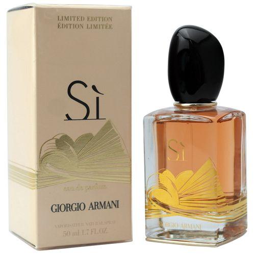 Giorgio Armani Si Eau de Parfum Spray 50 ml Limited Edition