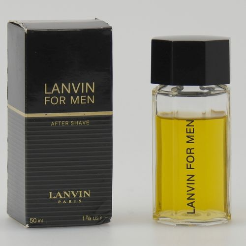 Lanvin For Men After Shave 50 ml Rest approx. 40 ml SALE
