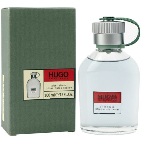Hugo Boss Man After Shave Lotion 100 ml old vintage Version