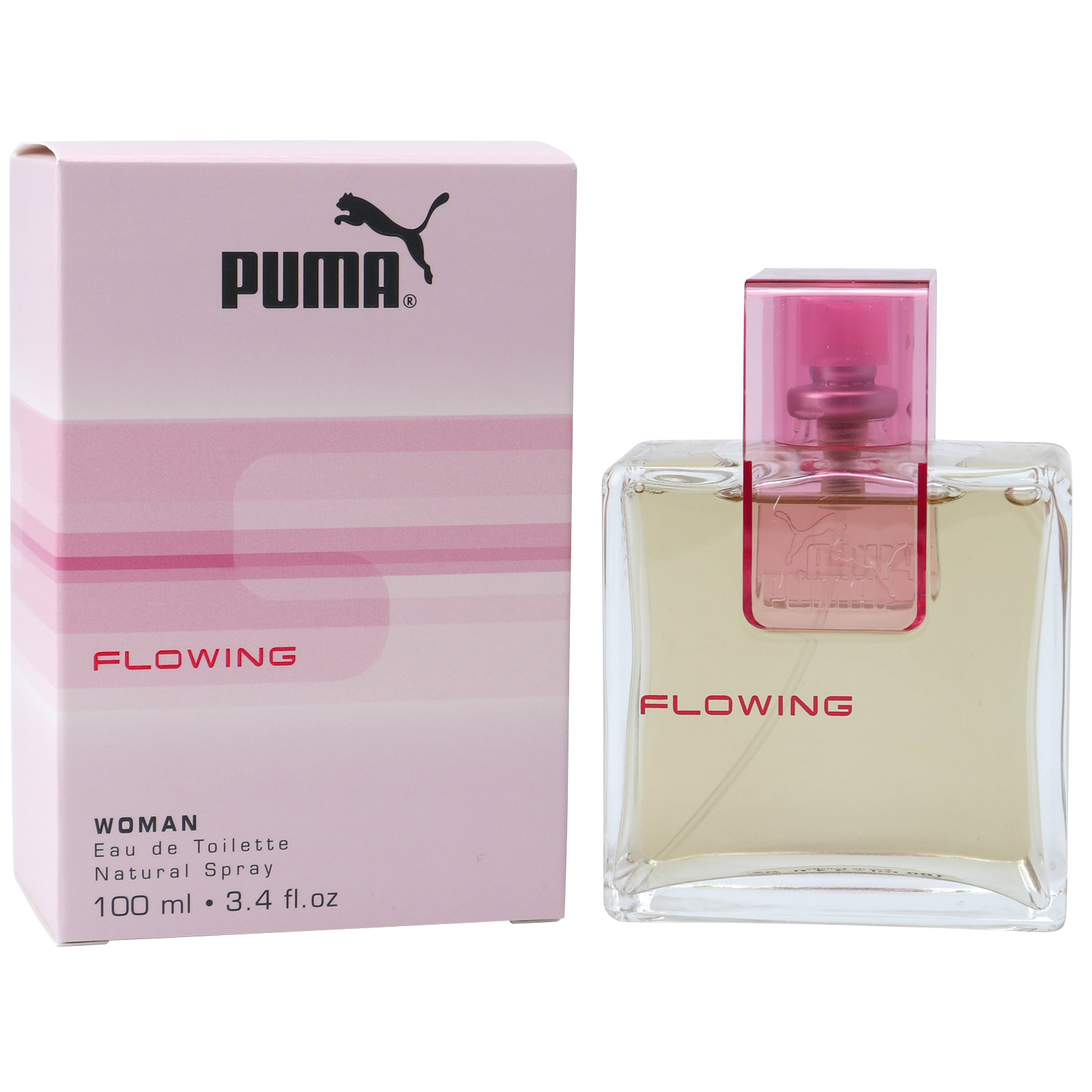 Puma Flowing Woman Eau de Toilette 2 x 20ml EDT