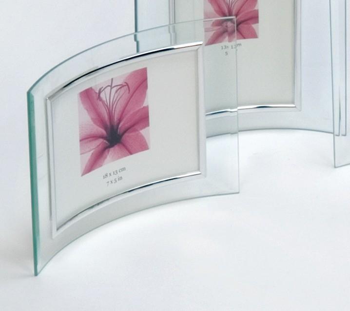 Glas bilderrahmen - Herbstblatter deko ...