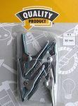 Quality Product® 910098 Klemmen 50mm Montageklemme 4er Set 001