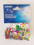 Riethmüller® Deko-Konfetti 15g Tischstreu Zahlen MIX 5-15mm 006