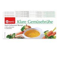 Cenovis Gemüsebrühe Würfel, 4x 12 Stück