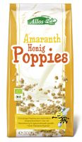 Allos Amaranth Honig-Poppies, bio, 300 g