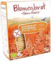 Blumenbrot Quinoa-Schnitten bio 150g – Bild 1