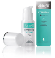 Alsiroyal Hyaluron 5-Effekt Gel, 30 ml