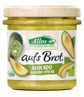 Allos aufs Brot Avocado, bio, vegan 140g
