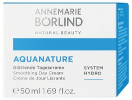 Börlind Aquanatura Tagescreme, 50 ml