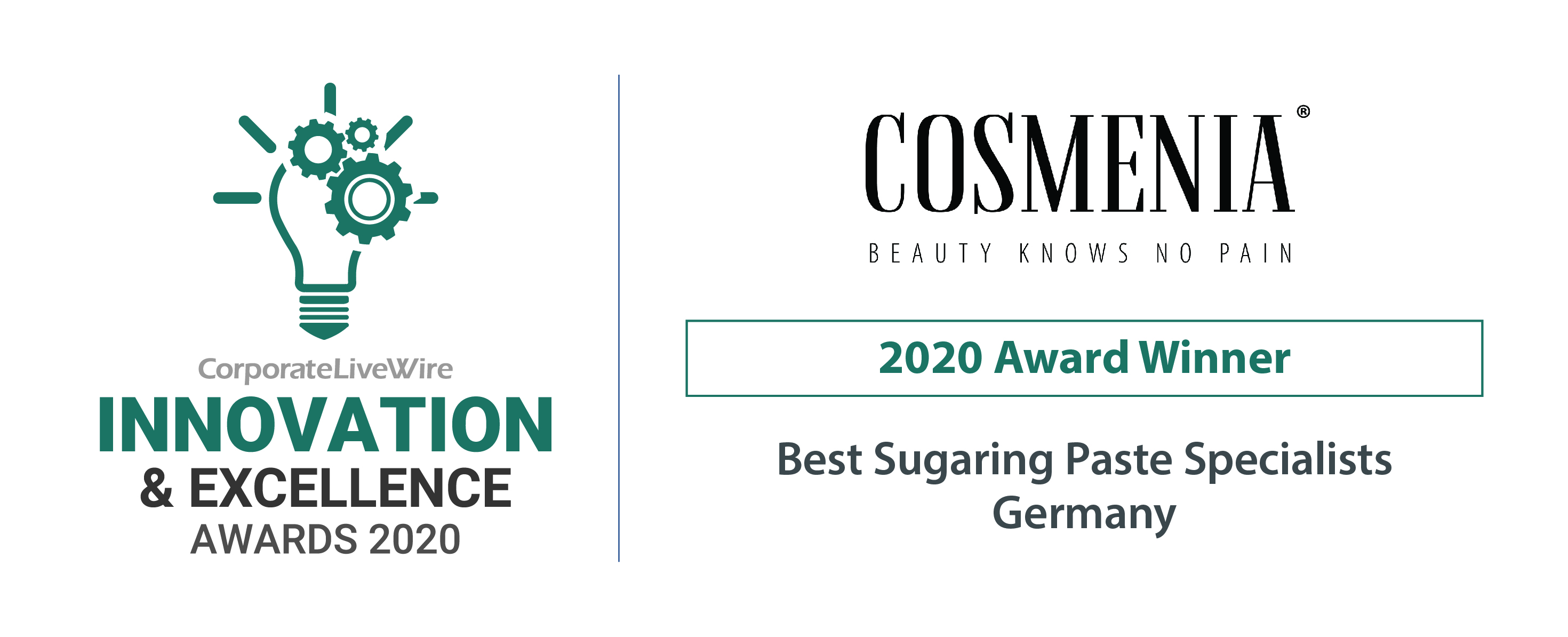 beste zuckerpaste gewinner cosmenia sugaring 2020