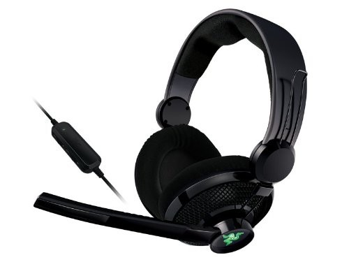 RAZER Carcharias Stereo Gaming Headset for Xbox 360 & PC