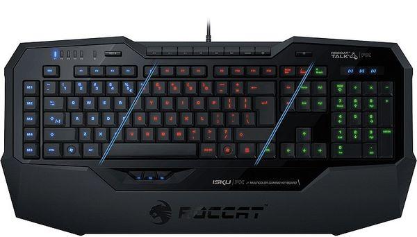 roccat Isku FX Multicolor Gaming Keyboard (DEU Layout - QWERTZ)