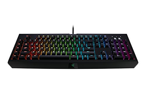 razer BlackWidow Chroma Gaming Keyboard (GBR Layout - QWERTY)