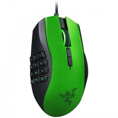 razer Naga 2014 Ergonomic MMO Gaming Mouse 8.200 dpi - Limited Green Edition – Bild 2