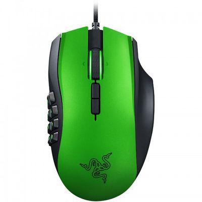 razer Naga 2014 Ergonomic MMO Gaming Mouse 8.200 dpi - Limited Green Edition – Bild 6