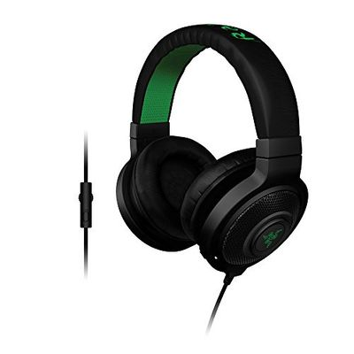 RAZER Kraken Pro 2015 Analog Stereo Gaming Headset for PC/PS4/Mobile Black