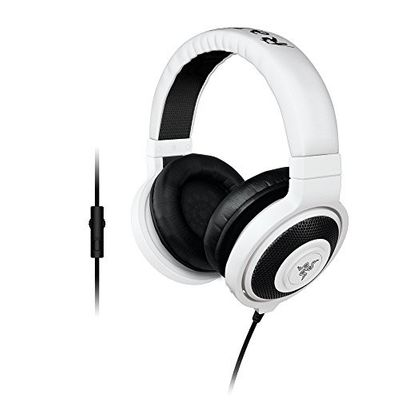 RAZER Kraken Pro 2015 Analog Stereo Gaming Headset for PC/PS4/Mobile White