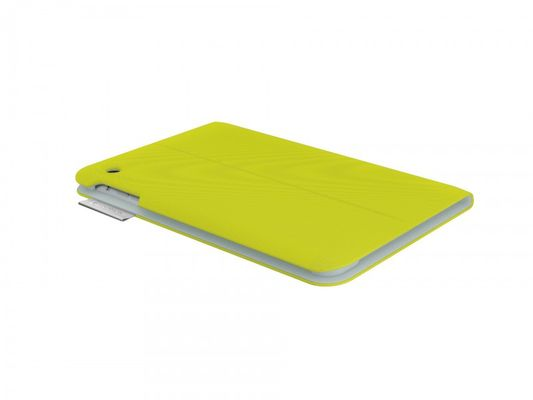 logitech Folio Protective Case for iPad Mini 1 Acid Yellow
