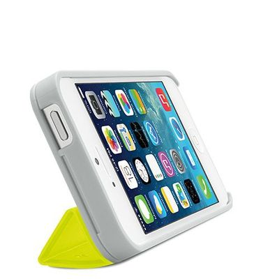 LOGITECH Case[+] Tilt for iPhone 5/5s Flo Yellow