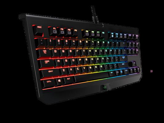 Razer BlackWidow Tournament Edition Chroma Gaming Keyboard (DEU Layout - QWERTZ)
